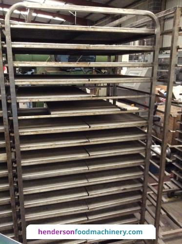 Oven Trolley Racks