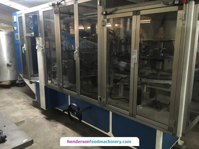Betti NB50 End Load Cartoner and Glueing Machine £5000