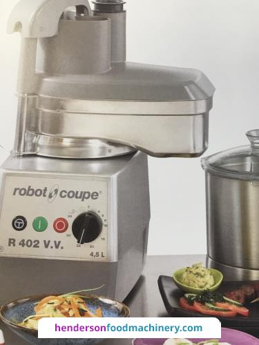 "<img src=""/images/logos/robot-coupe.gif"" alt=""logo"" align=""right"" class=""manlogo"" />Robot Coupe Food Processing Commercial Kitchen Equipment"