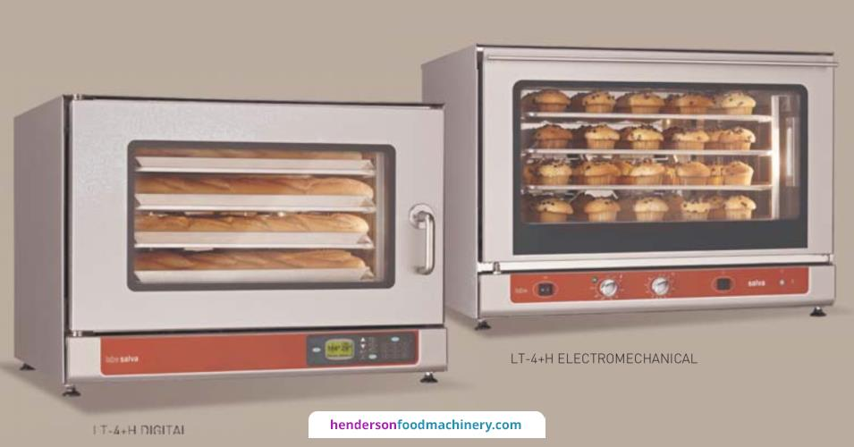 "<img src=""/images/logos/salva.png"" alt=""logo"" align=""right"" class=""manlogo"" />Salva 4 Rack Bakery Convection Ovens"