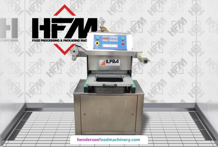"<img src=""/images/logos/special-offers.png"" alt=""logo"" align=""right"" class=""manlogo"" />Ilpra Foodpack 400 VG Tray Sealer"